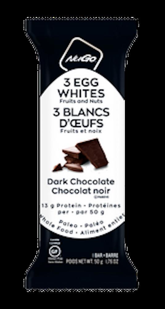 3 Eggs White Bar - Dark Chocolate
