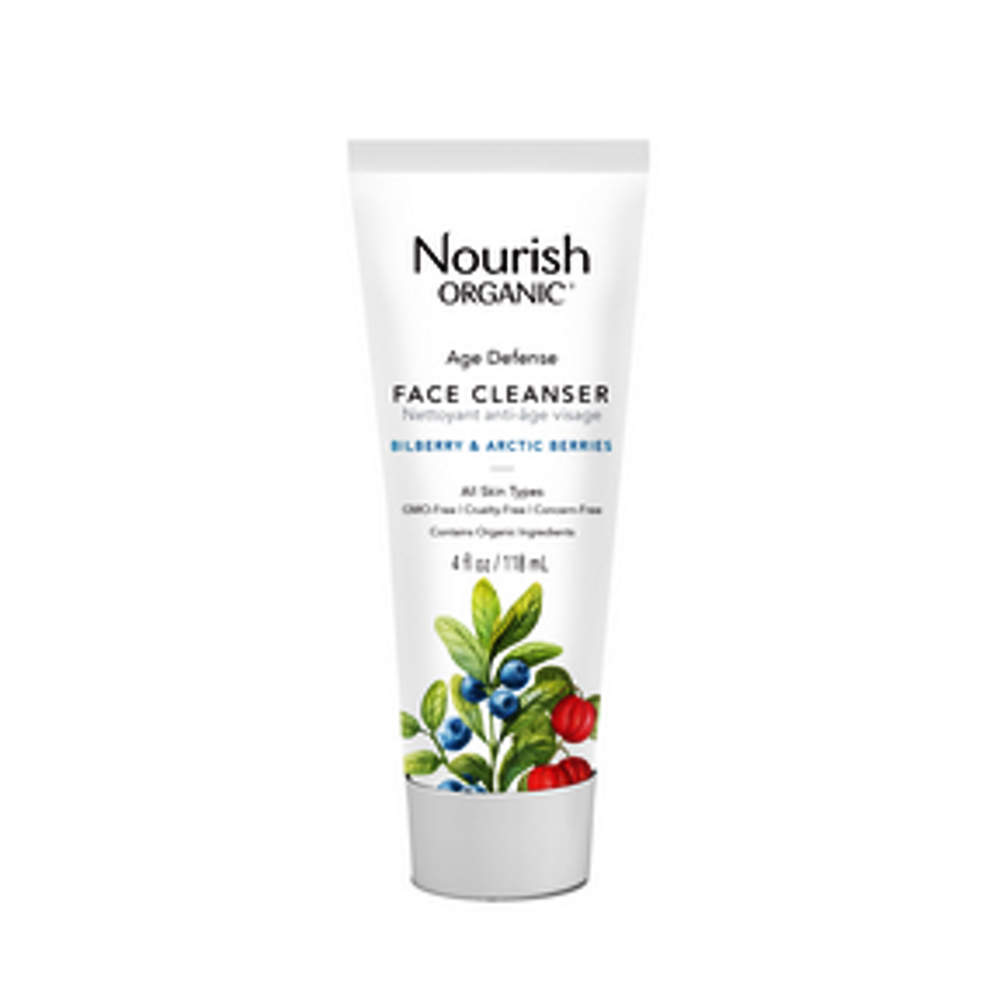 Age Defense Face Cleanser