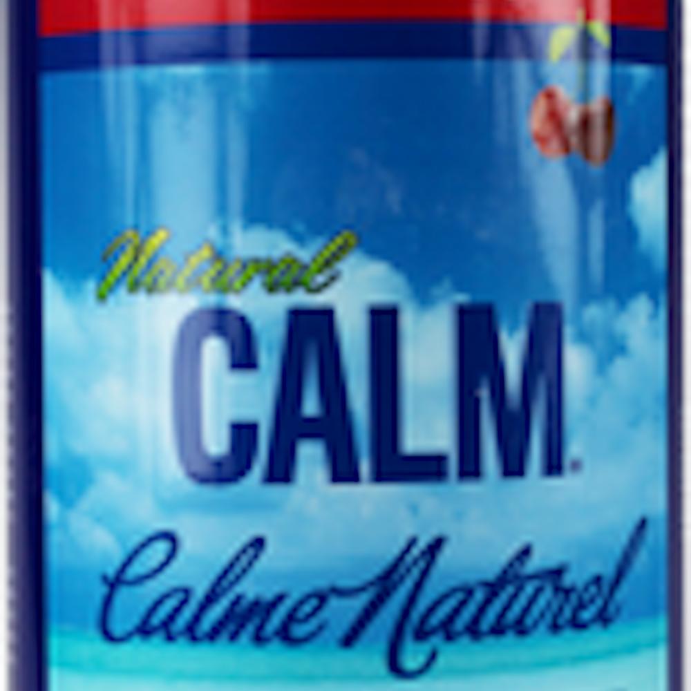 Natural Calm Magnesium Cherry