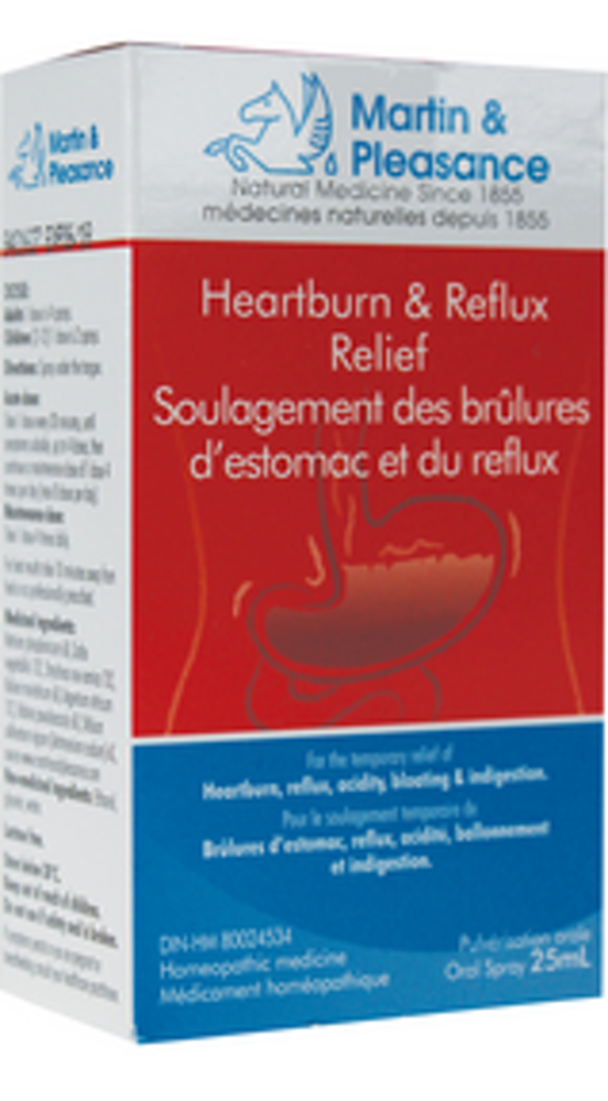 25ml Spray - HCR Heartburn & Reflux