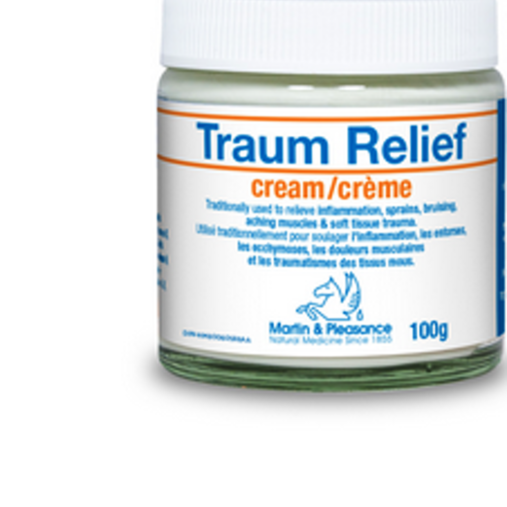 100g TRAUM RELIEF NATURAL HERB CREA