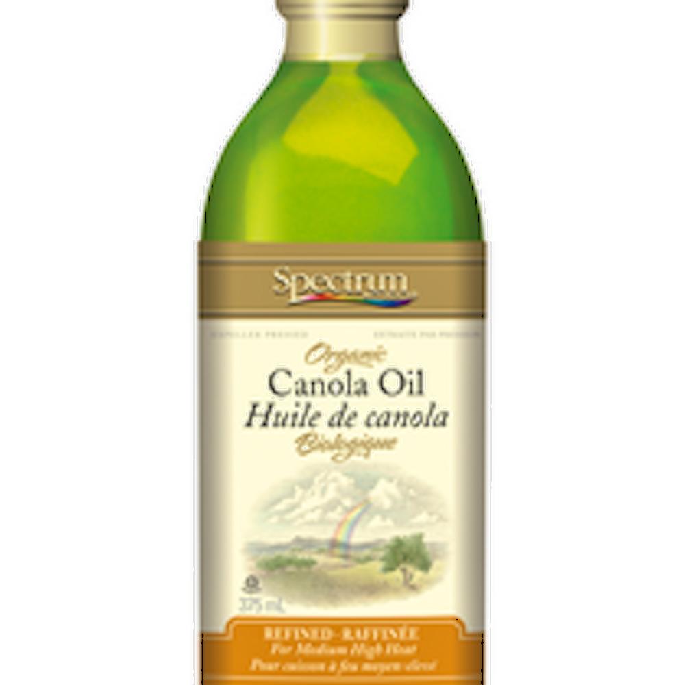 Organic Canola Oil Refined