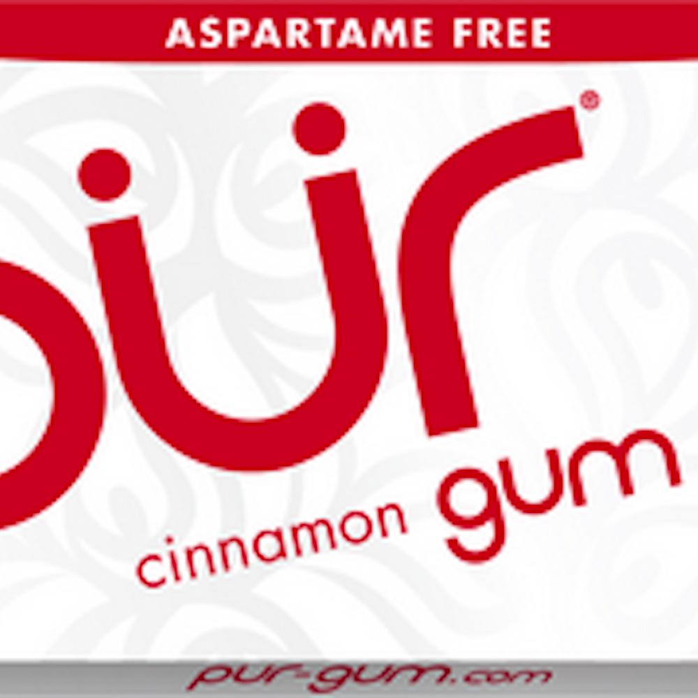 Pur Cinnamon Gum