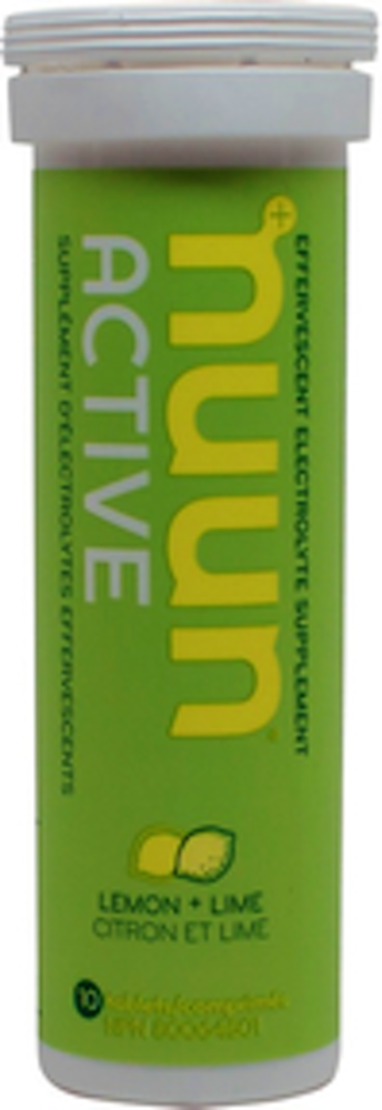 Active Tablets Lemon Lime