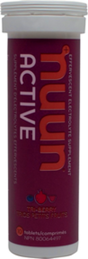 Active Tablets Tri Berry