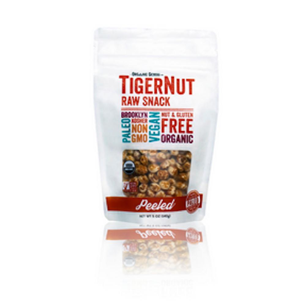 TigerNut Raw Snack - Peeled