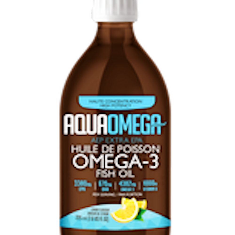 AQUAOMEGA - Lemon Flavour