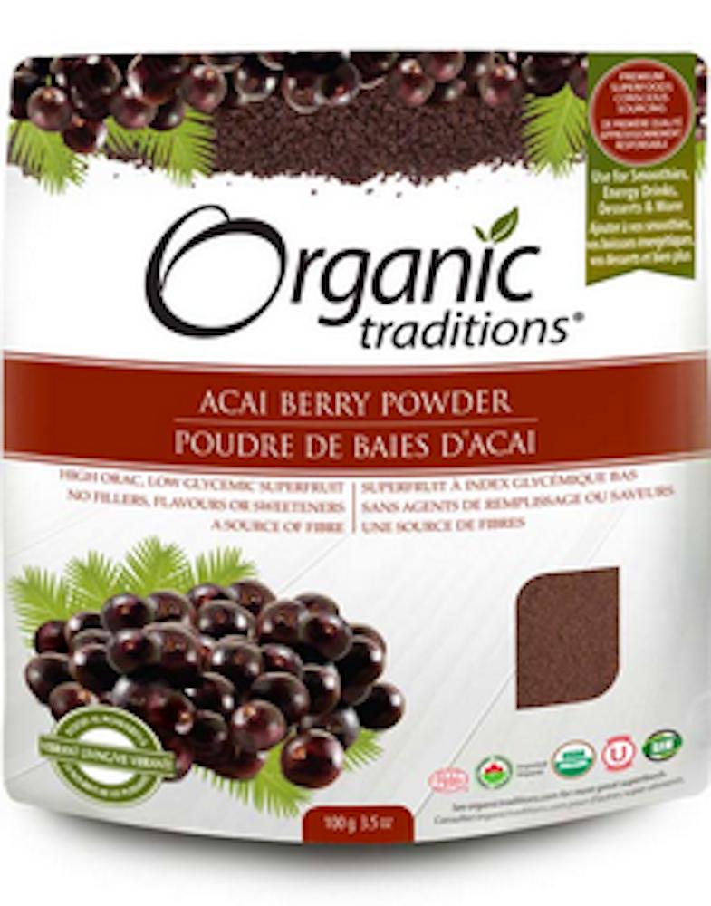 Acai Berry Powder, Cold Dried