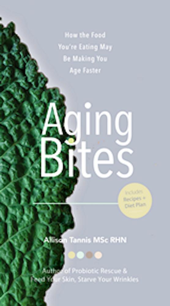 Aging Bites - Book