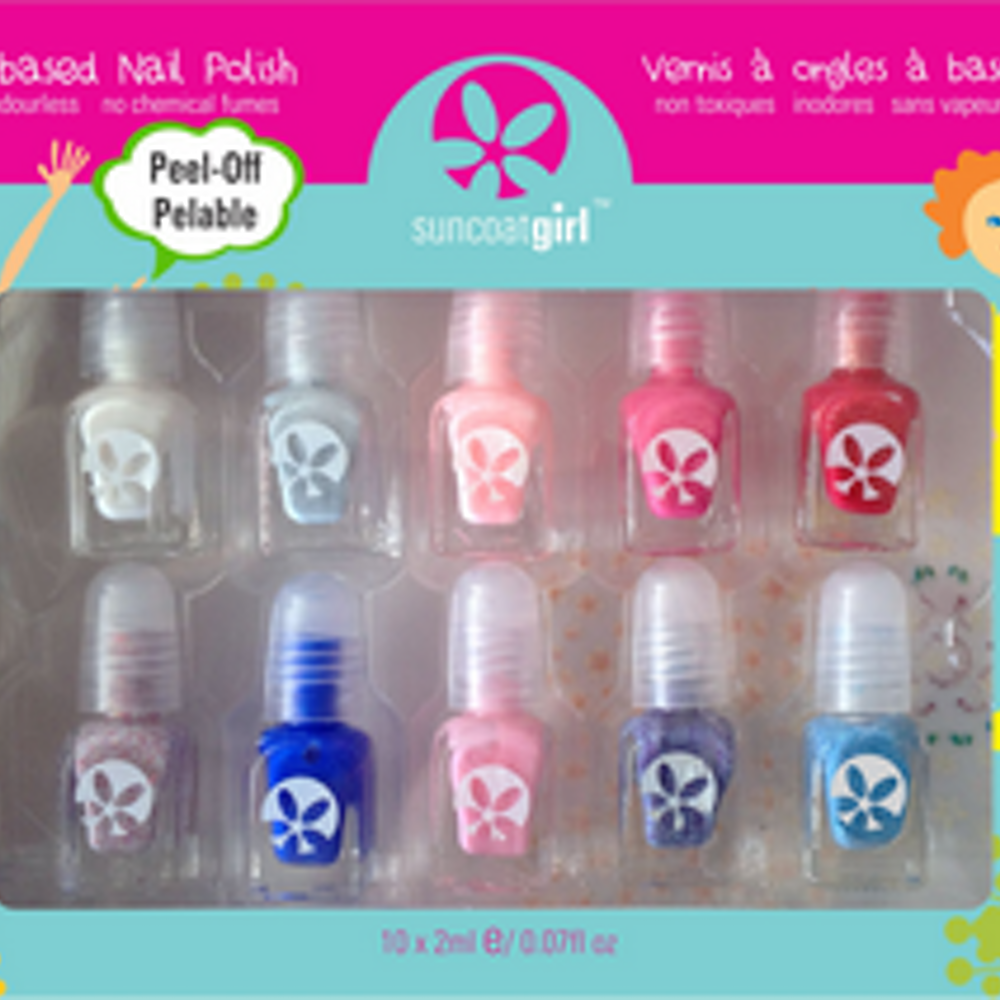 10 Mini Nail Kit, Flare&Fancy