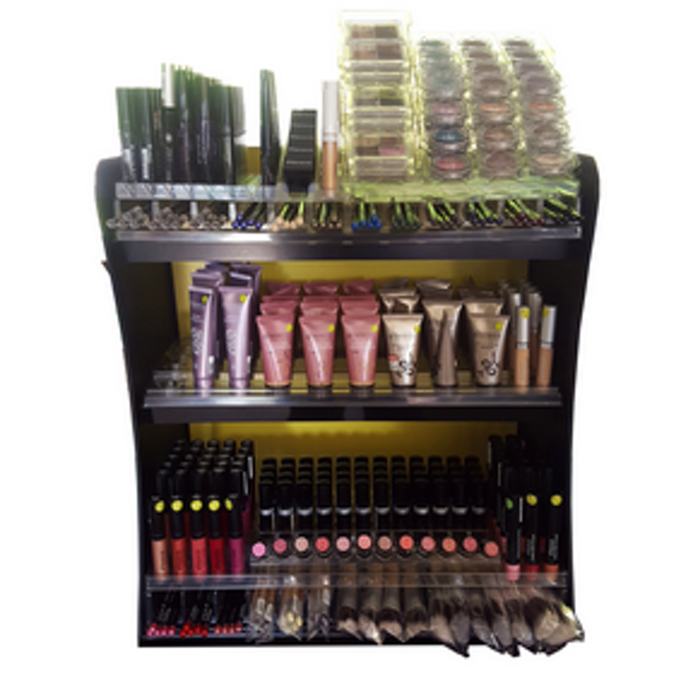 3-Tier Makeup Display