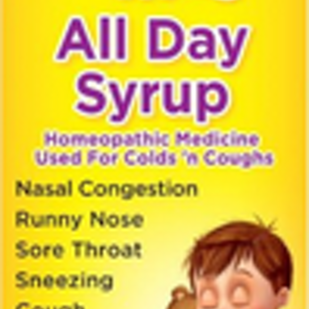 4KIDS All Day Syrup