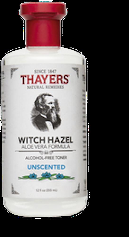 AF Unsnt Witch Hazel w/Org AV Toner ( unscented )