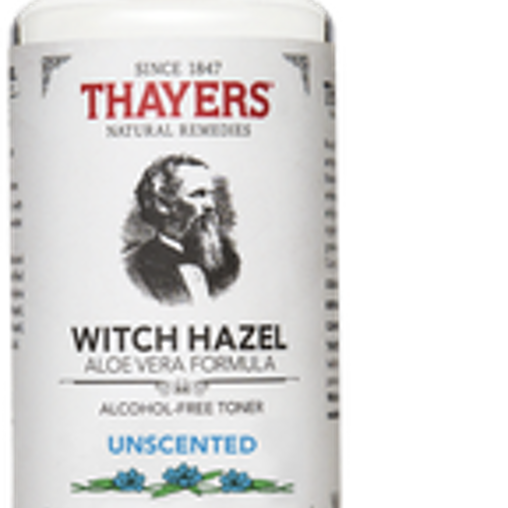 AF Unsnt Witch Hazel w/Org AV Toner ( unscented )