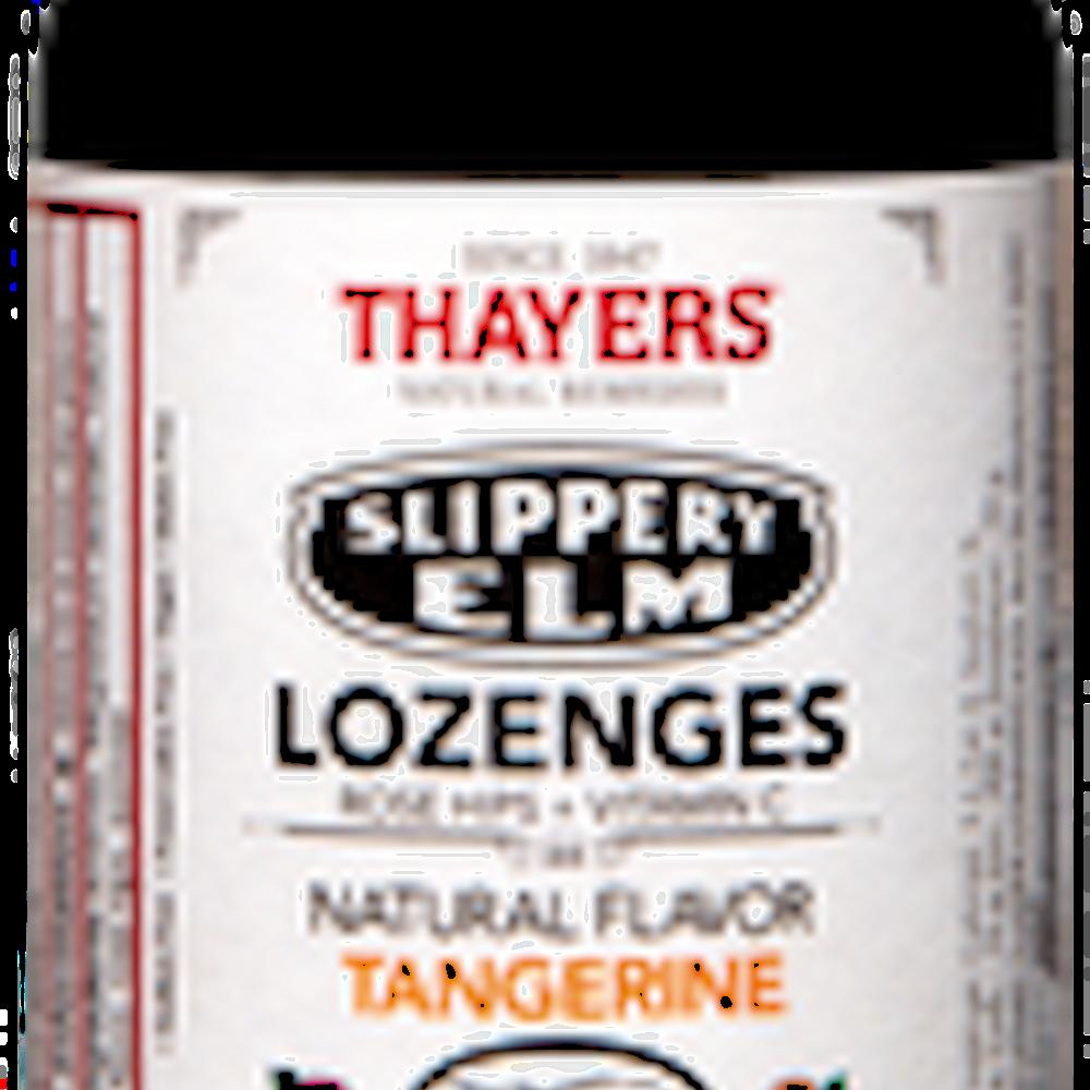Slippery Elm Lozenges Tang & Vit C