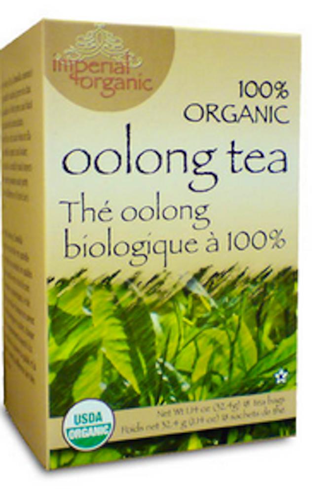 100% Organic Oolong Tea