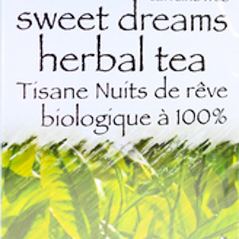 100% Organic Sweet Dream Herbal Tea