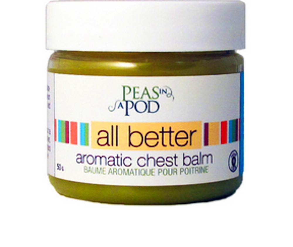 All Better Aromatic Chest Balm