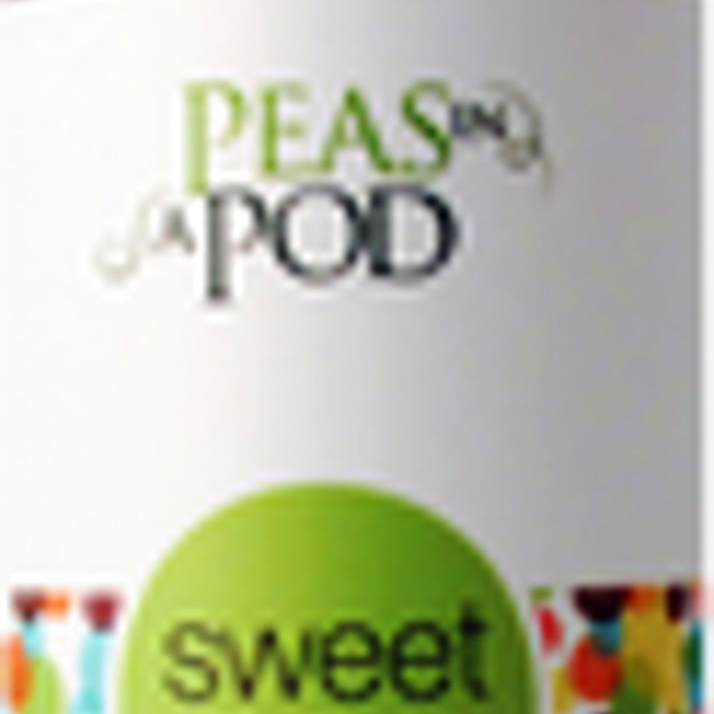 Sweet Pea Foaming Baby Body Wash