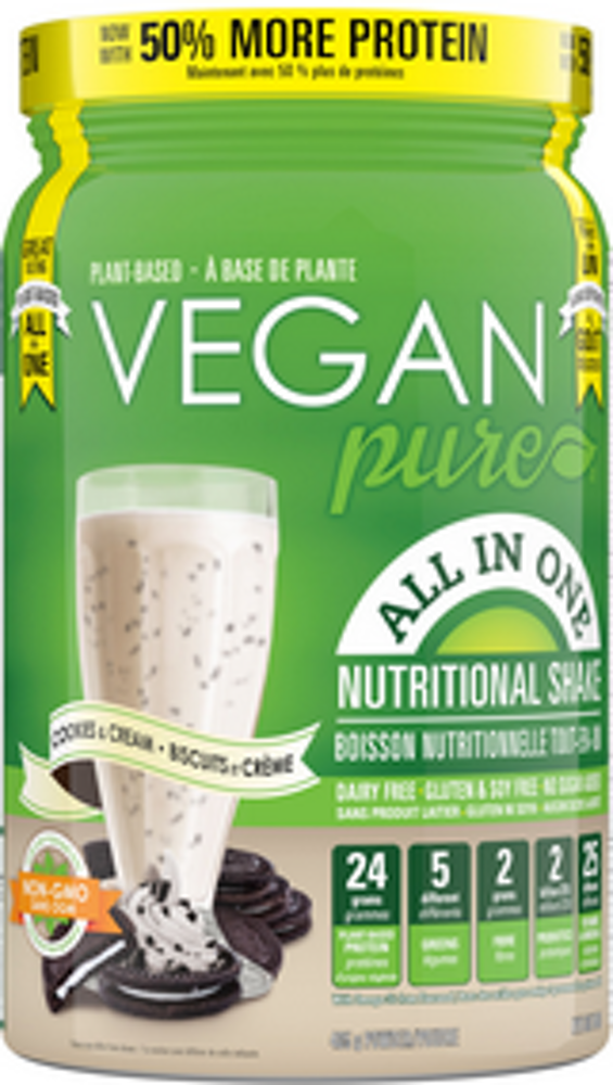 All in One Protein Cookies&Cream