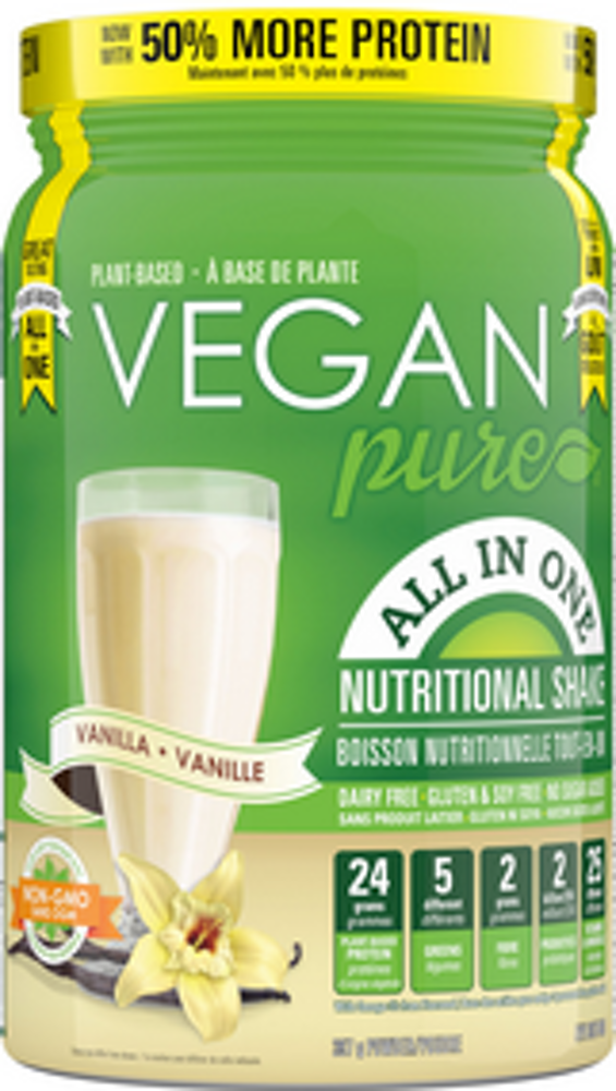 All in One Protein Vanilla