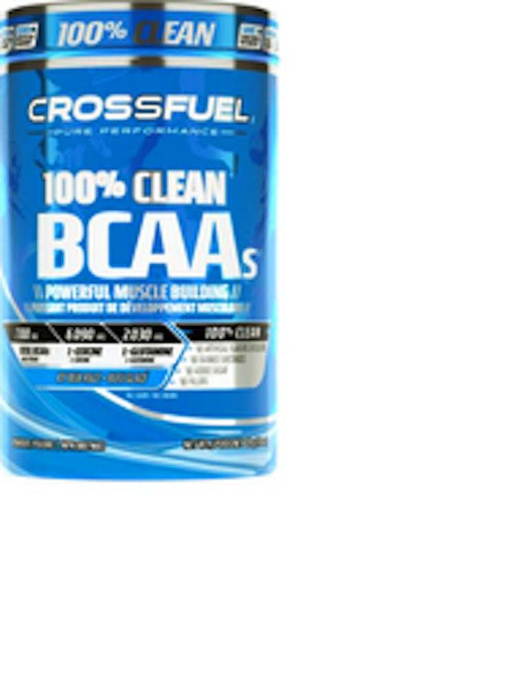 100% Clean BCAA's Blue Raspberry