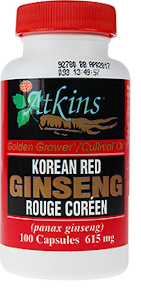 100% Korean Red Ginseng