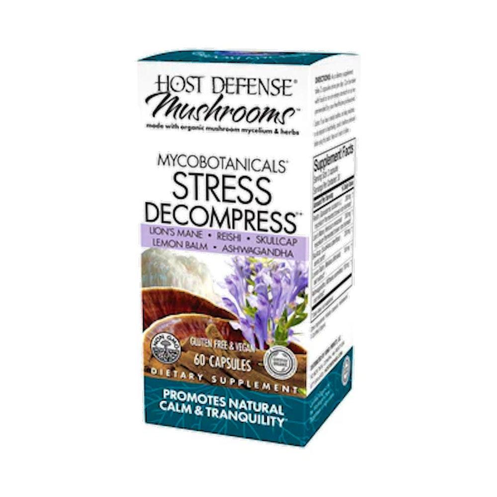 MycoBotanicals - Stress Decompress