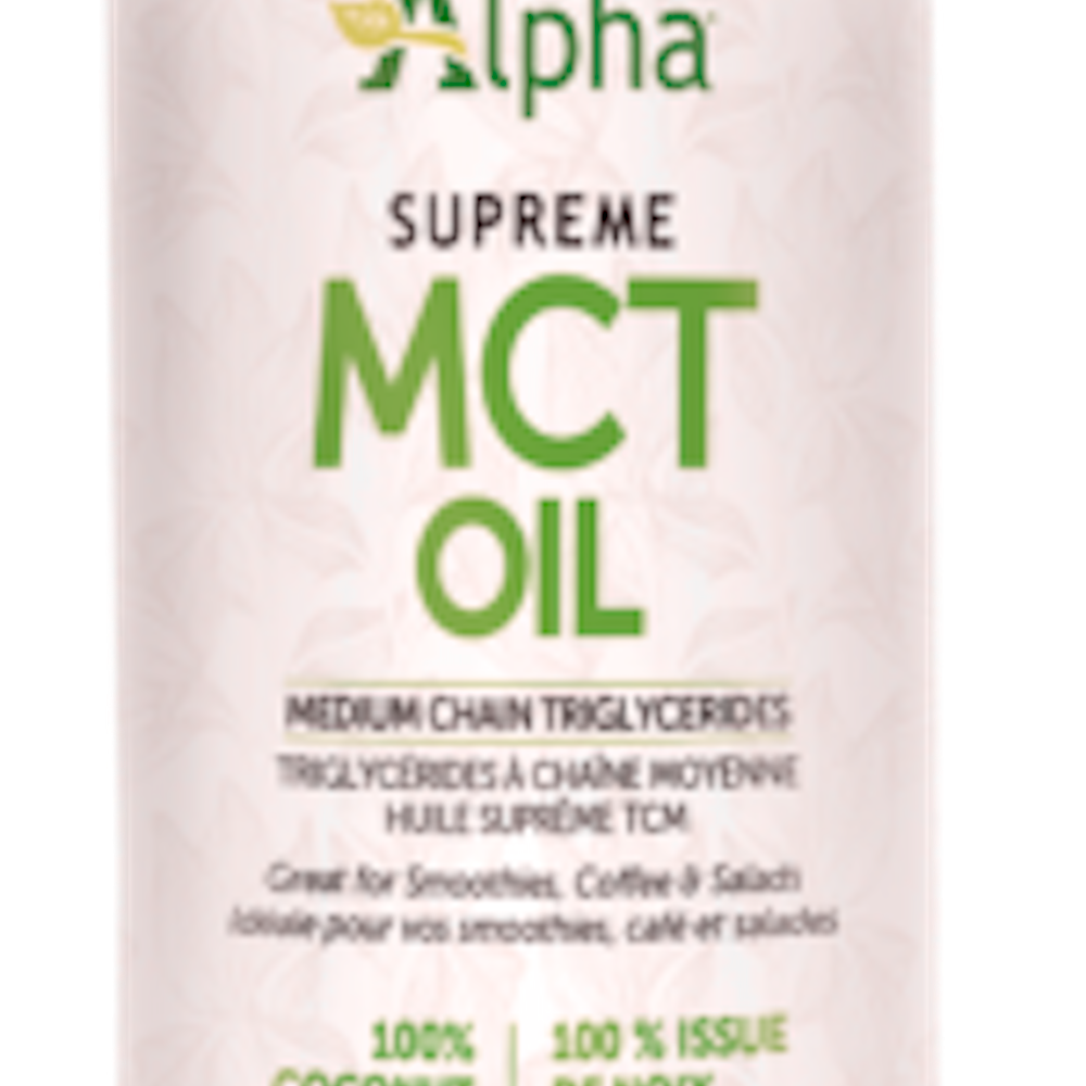 Supreme MCT Oil
