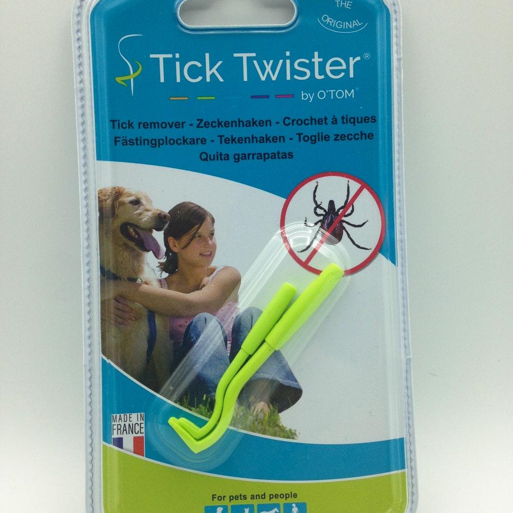 Crochet à tiques / tick remover