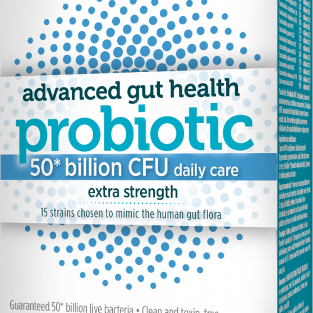 Advanced gut health ( probiotic 50 billion )