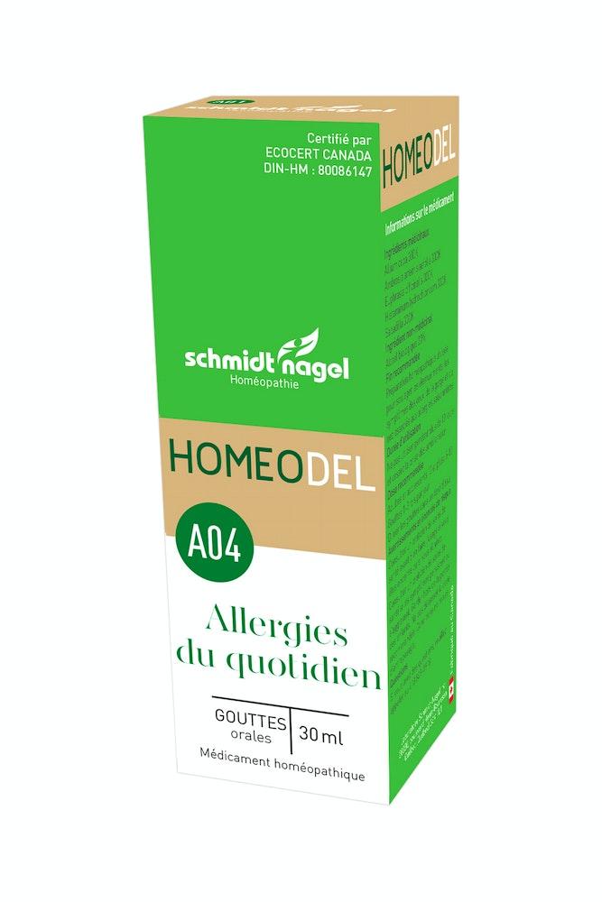 A04 Allergies du quotidien