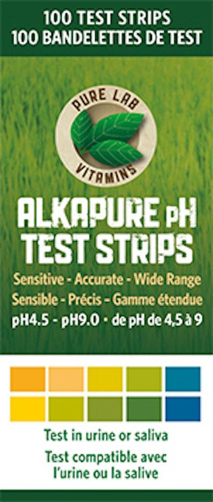 AlkaPure pH Paper