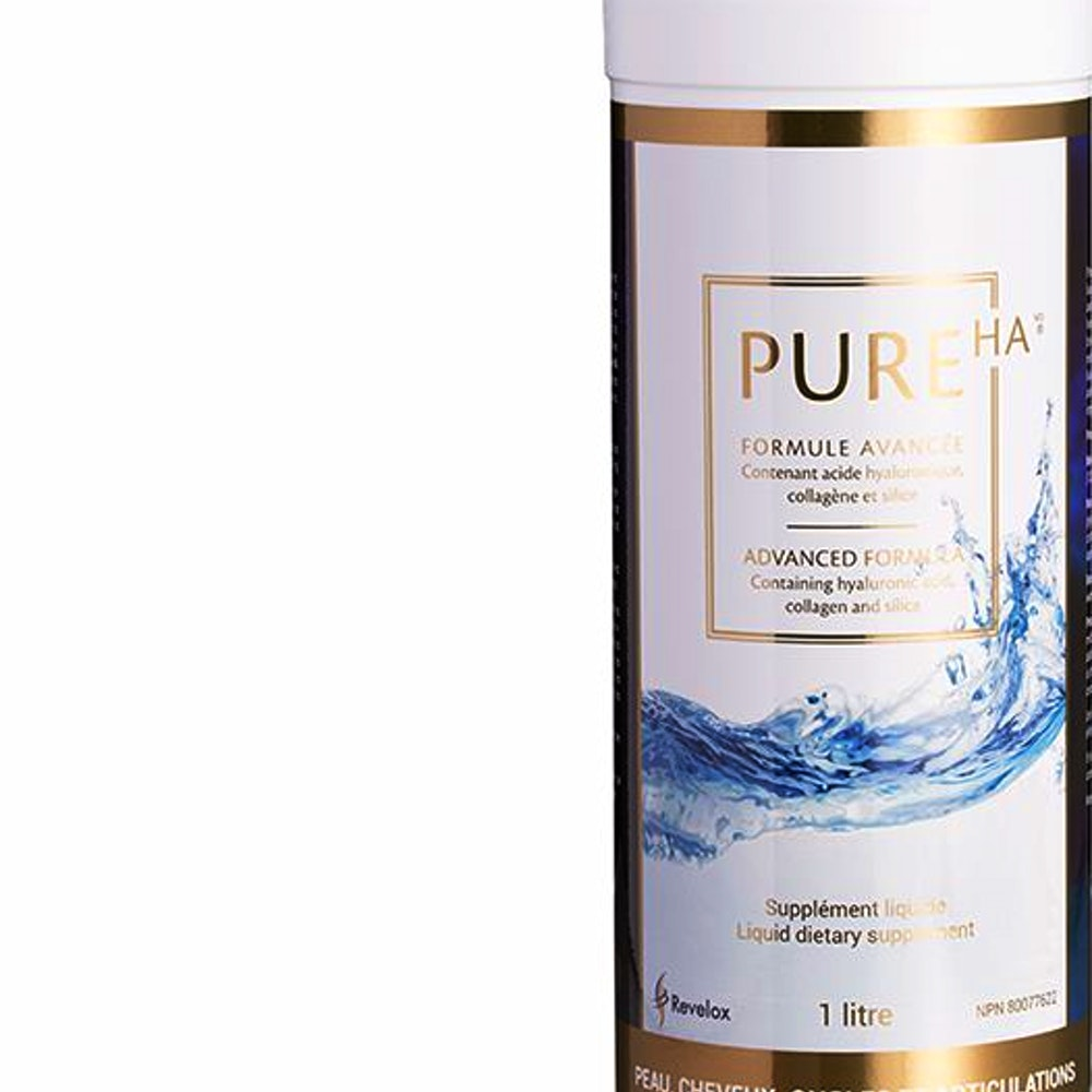 PureHA Formule Avancée, bouteille de 1 litre