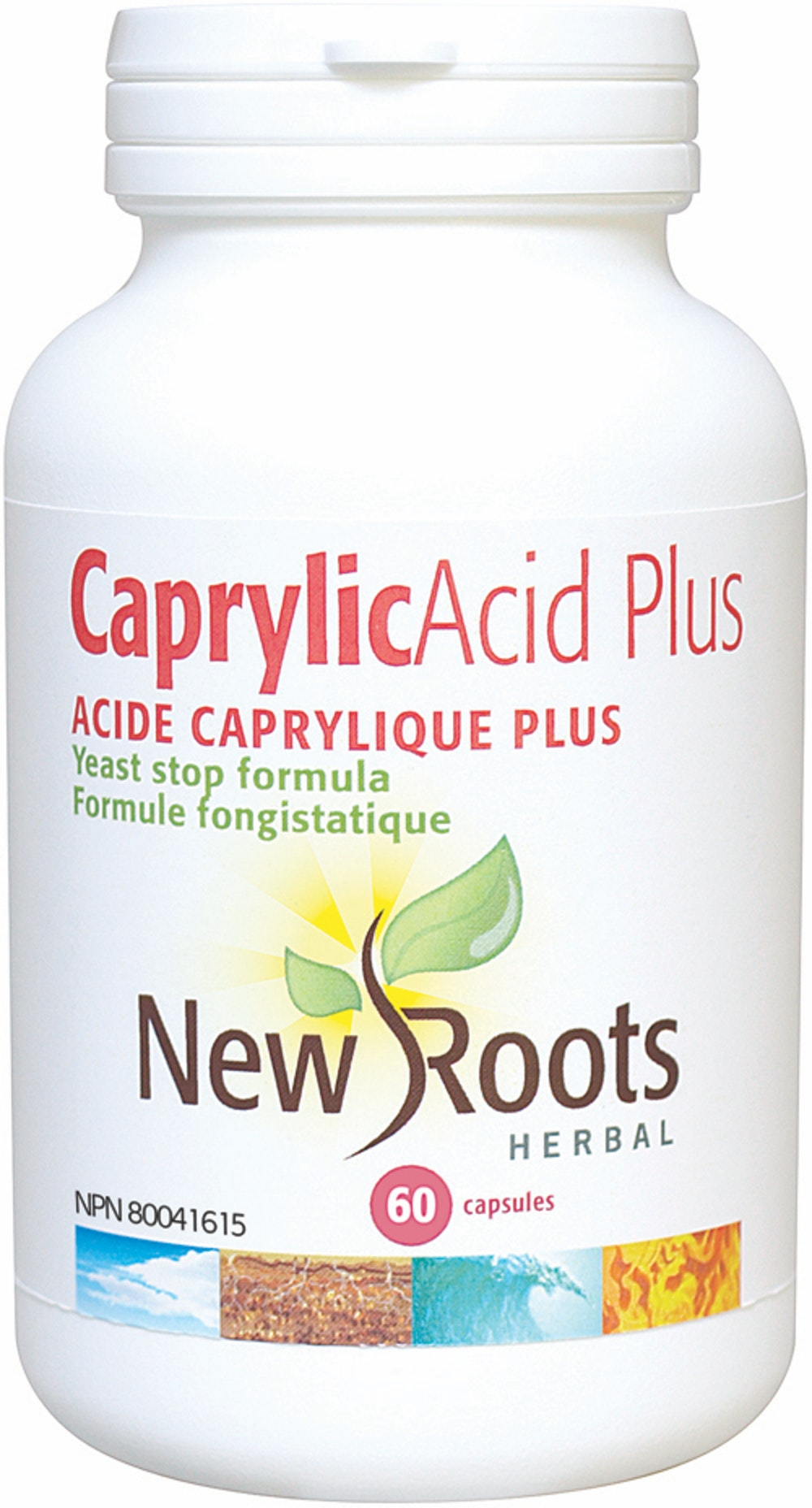 Acide Caprylique Plus