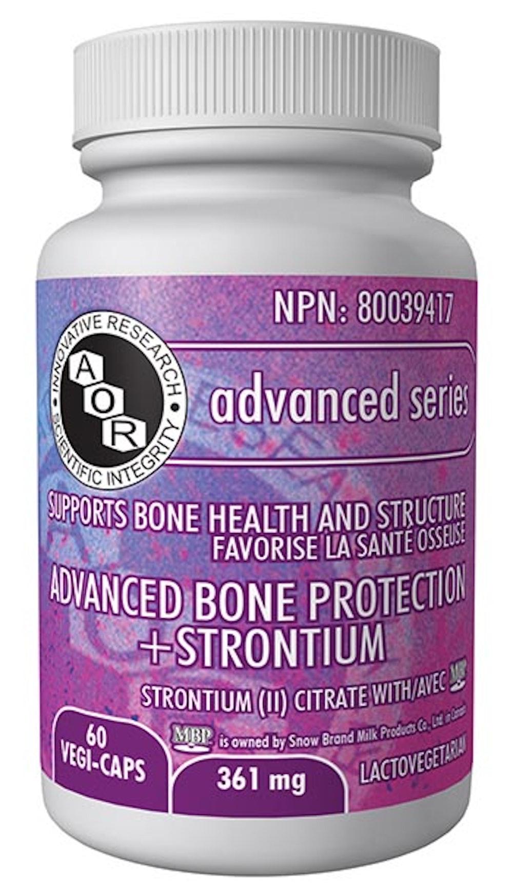 Advanced Bone Protection + Strontium