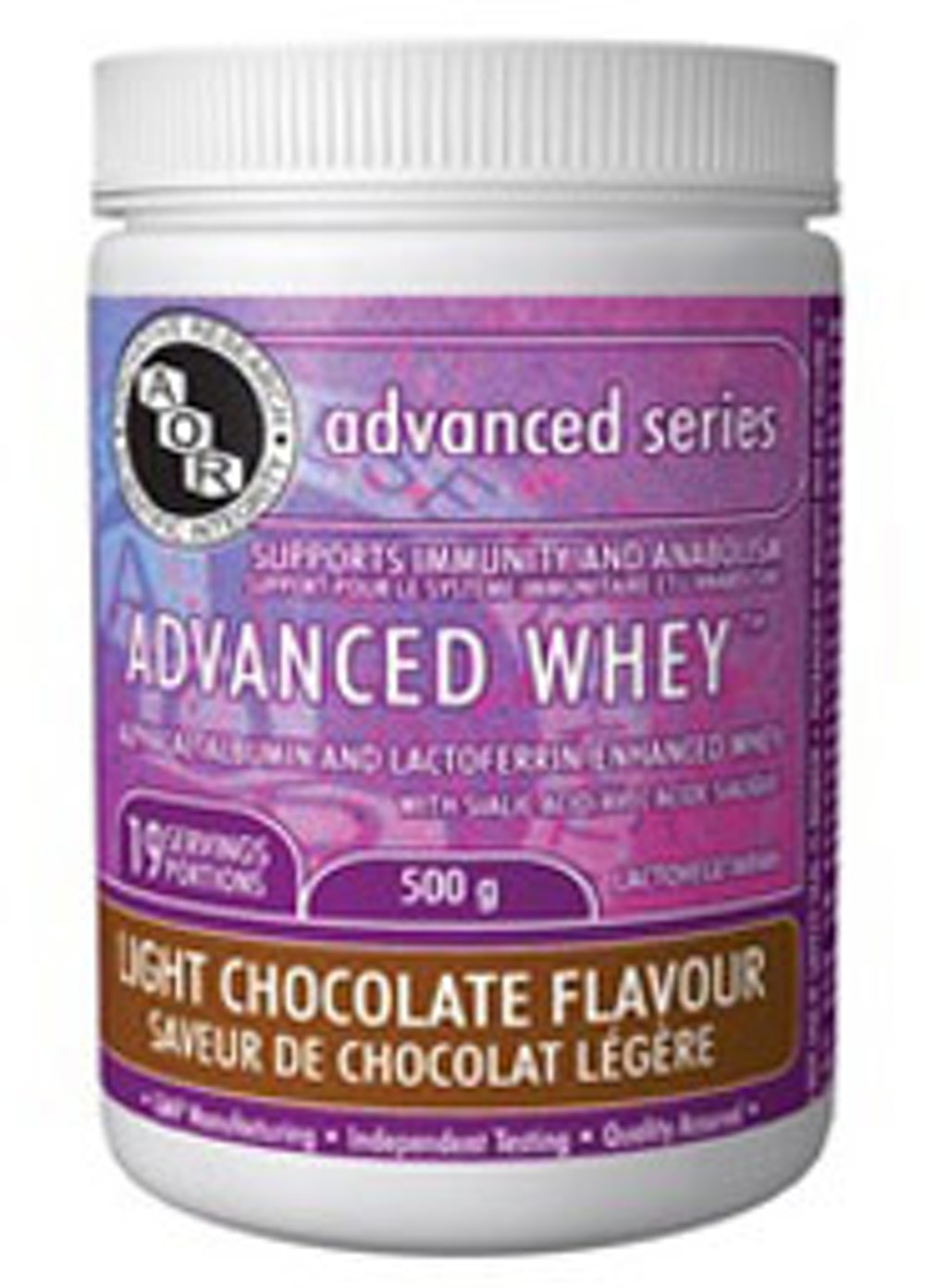 Advanced Whey Chocolat