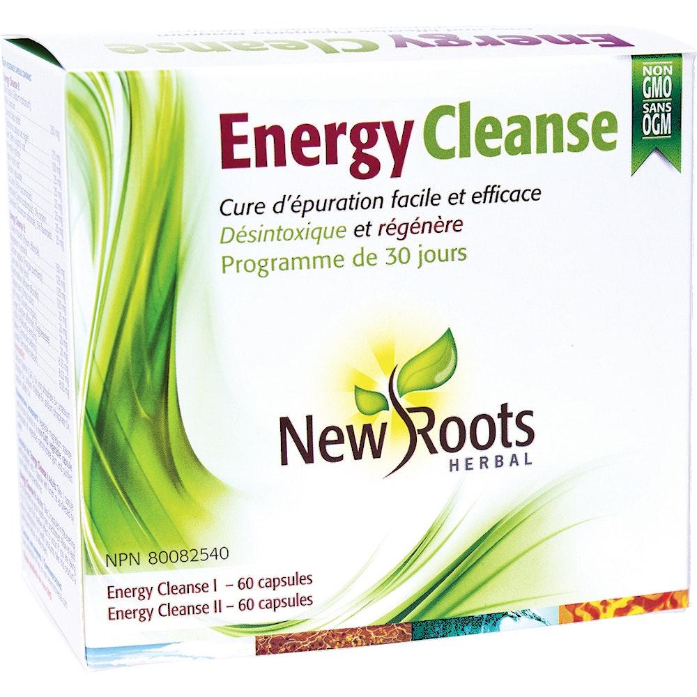 Energy Cleanse - Program