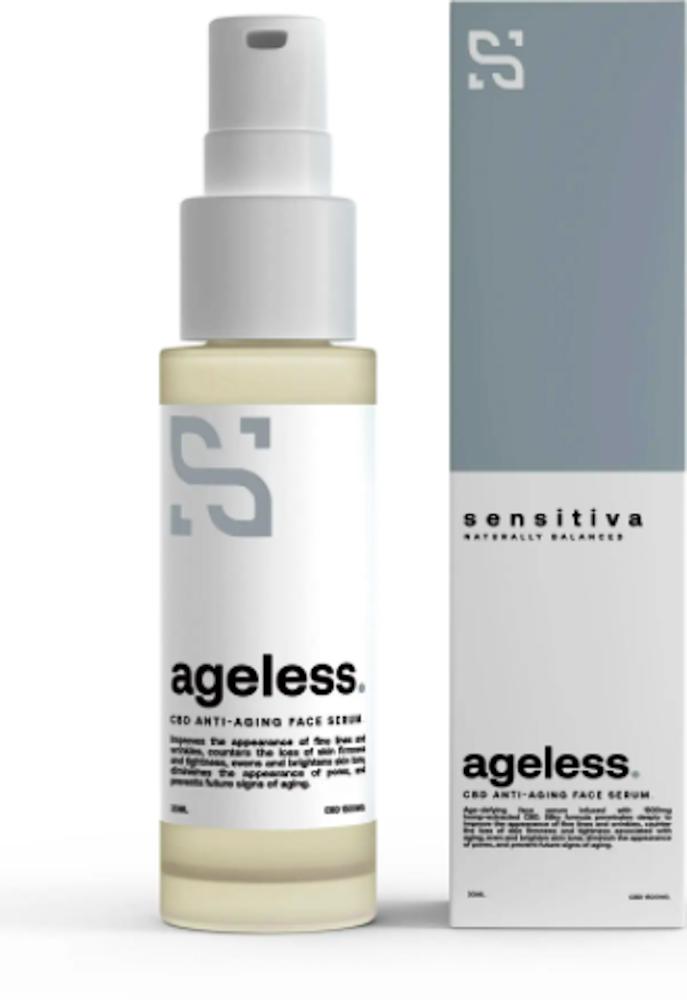 Ageless – CBD Anti-Aging Serum 30 ml