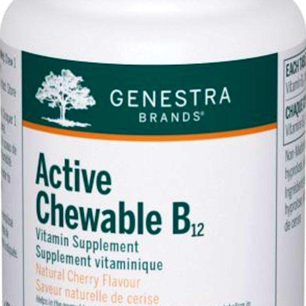 Active Chewable B12