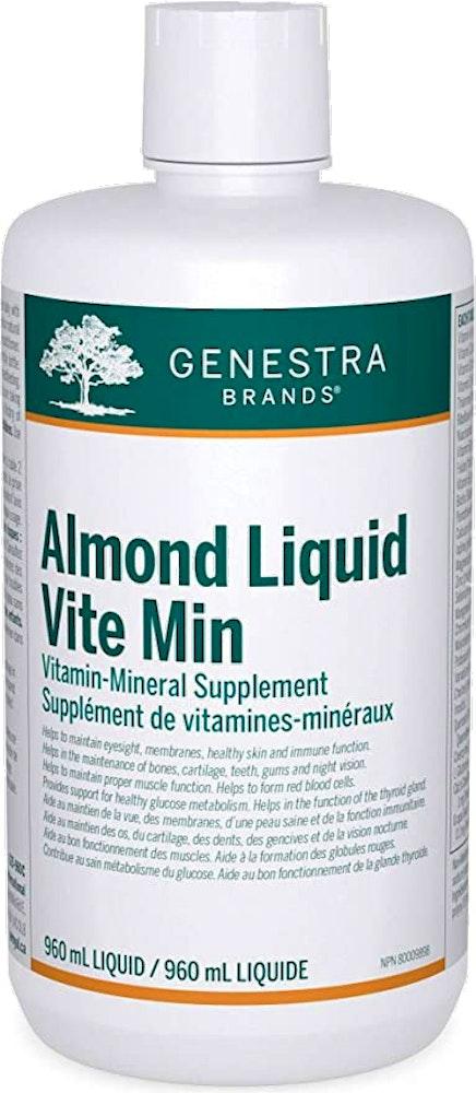 Almond Liquid Vite Min