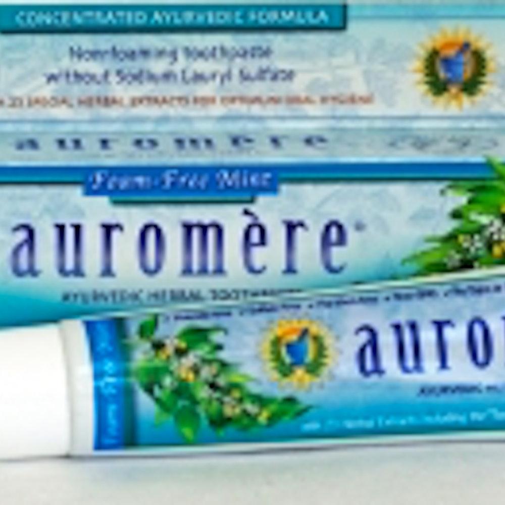 Dentifrice Ayurvédique (foam-free mint)