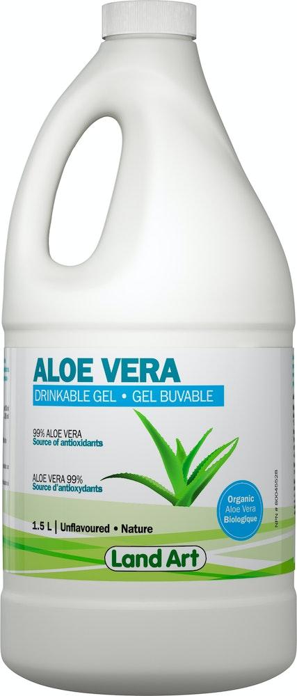 Aloe Vera Gel Unflavoured