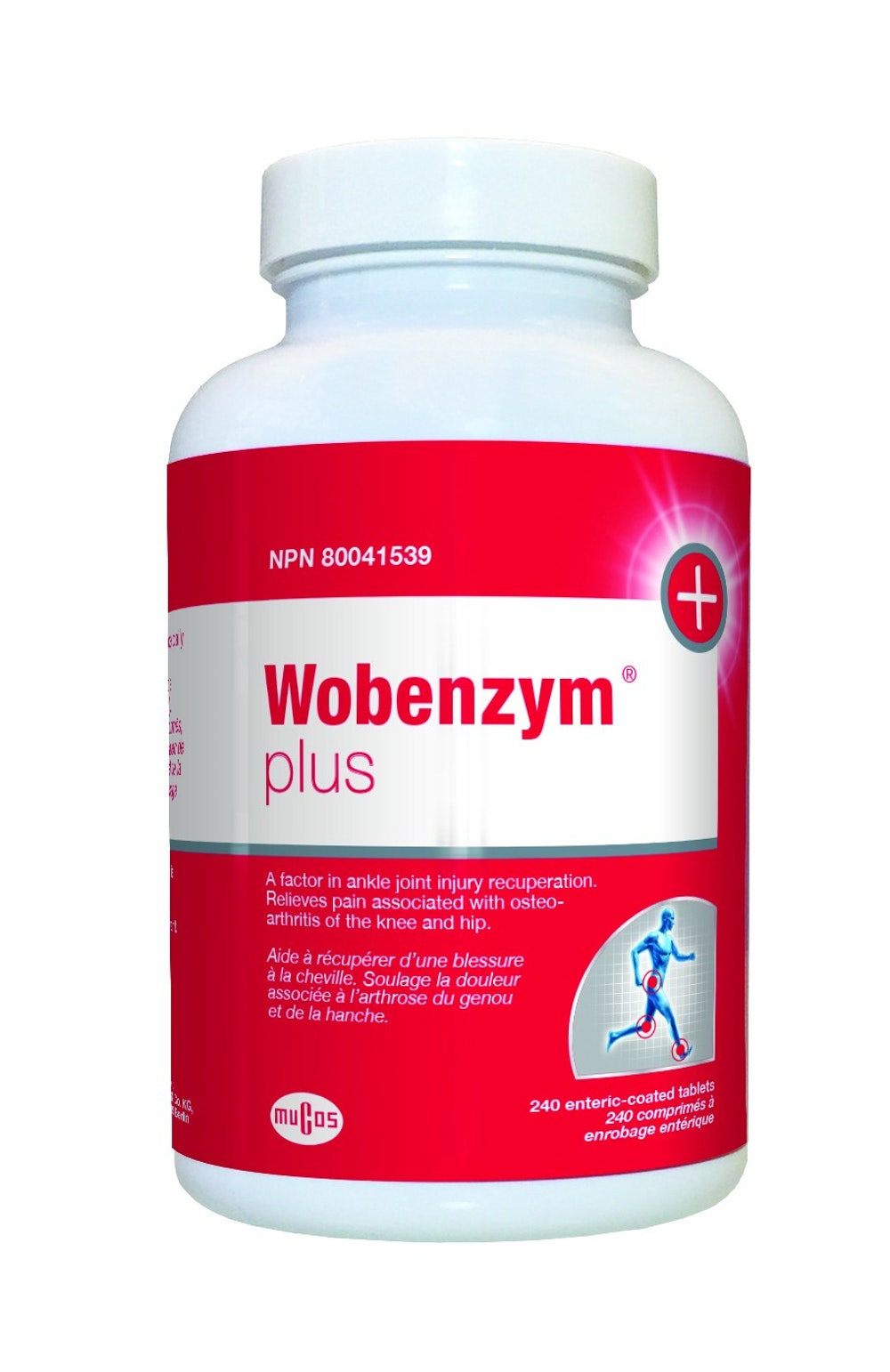 Wobenzyn Plus The Parapharmacy