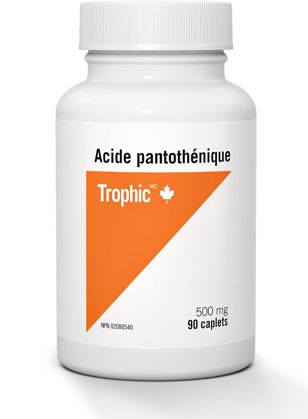 Acide pantothénique (B5 coenzymatique)