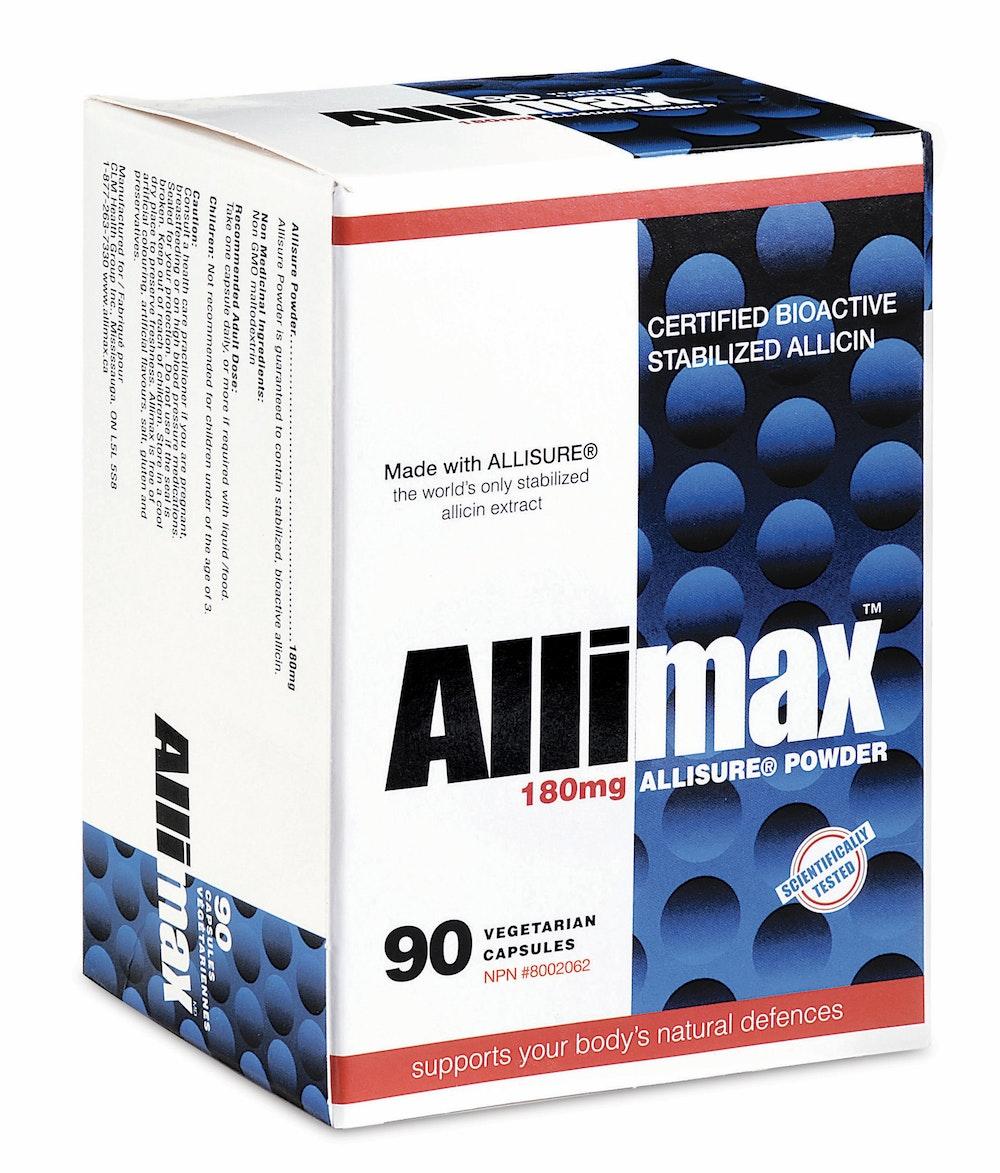 Allimax  Allicin stabilisé 90's