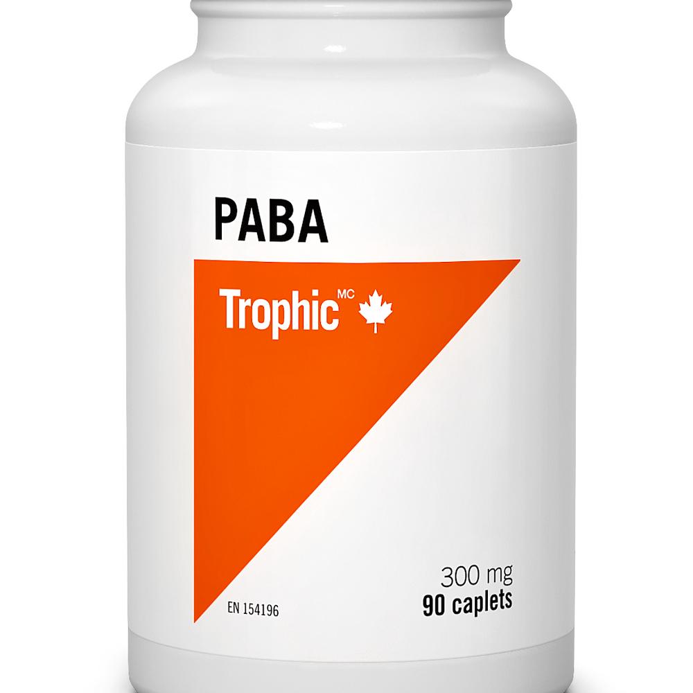 Acide para-aminobenzoïque (PABA) avec vitamine C