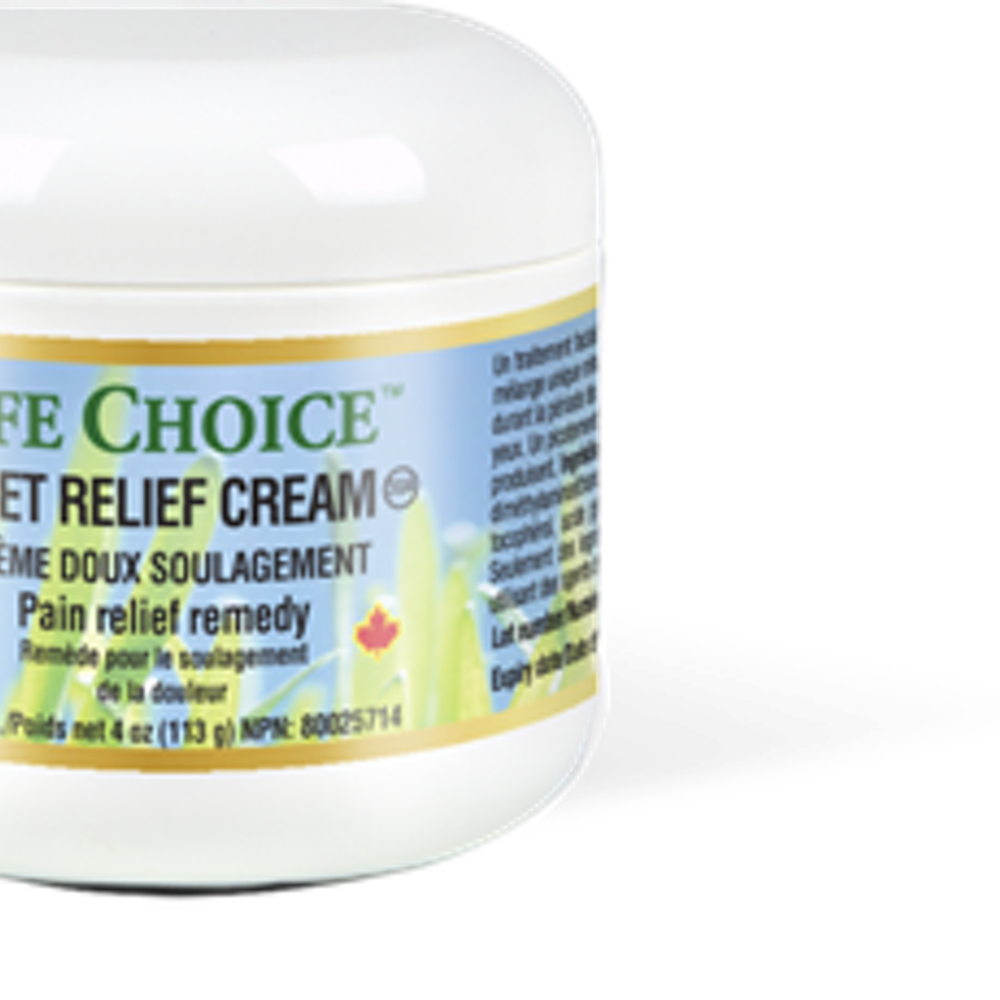 Sweet Relief MSM cream with Capsaicin and Eucalyptus oil
