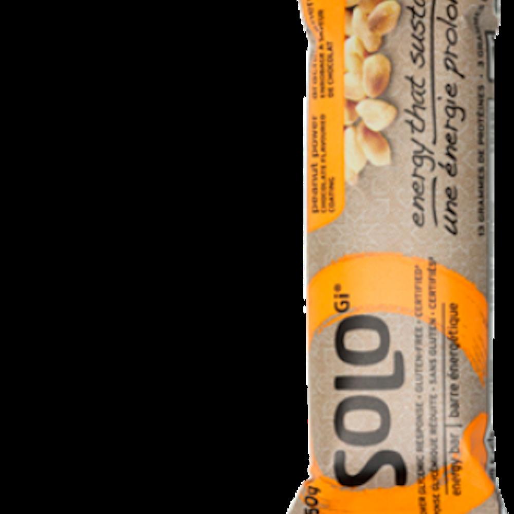 SoLo Energy Bar Peanut Power