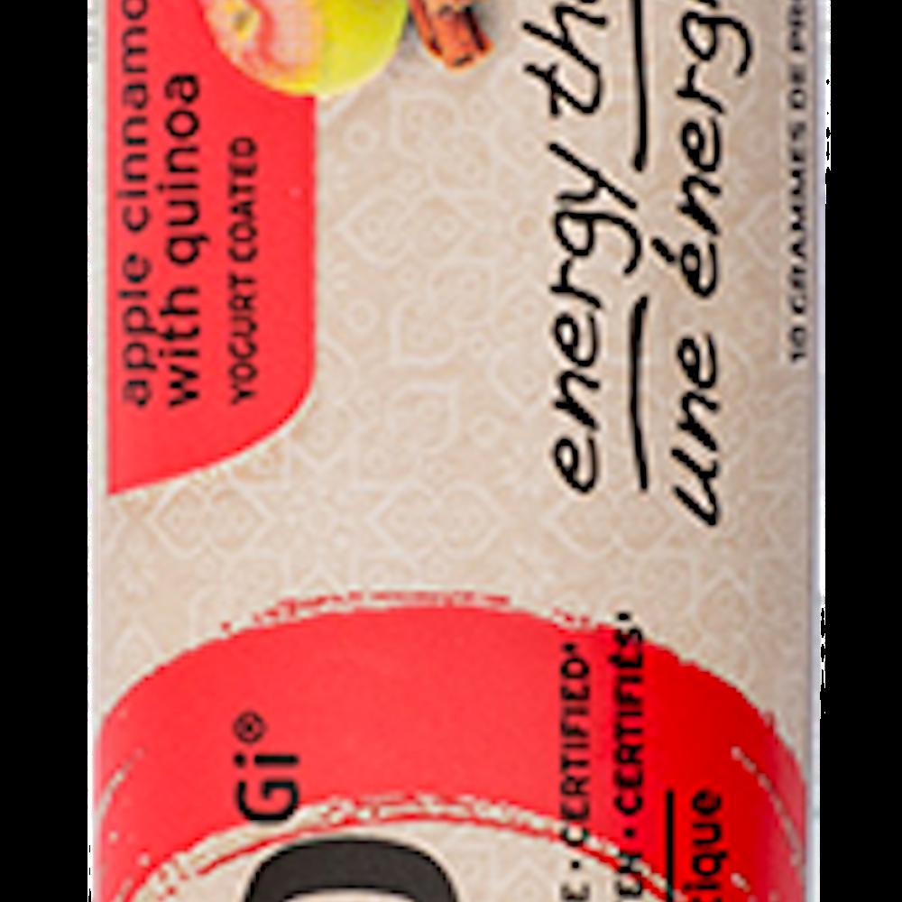 SoLo Barre Énergétique Pomme cannelle avec quinoa